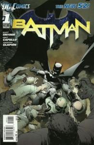 Batman Vol 2 #1
