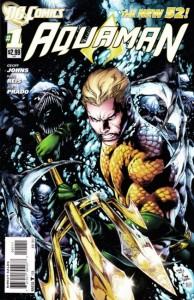 Aquaman Vol 7 #1
