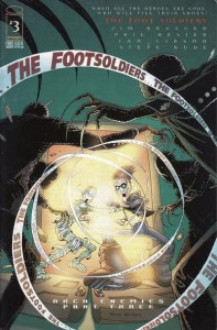 The Foot Soldiers Vol 2 #3