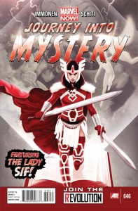 Marvel NOW! Journey into Mystery