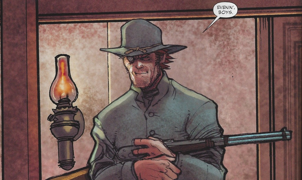 All Star Western : Jonah Hex