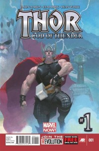 Marvel NOW! Thor God of Thunder