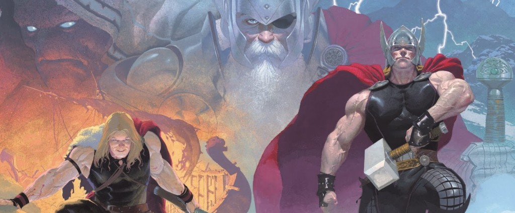 Marvel NOW! - Thor - Journey into Mystery