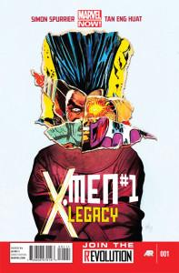 Marvel NOW! X-Men Legacy #1