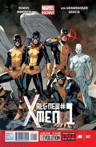 Marvel NOW! All New X-Men #1