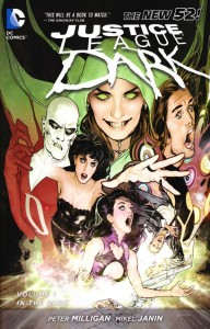 Justice League Dark TPB