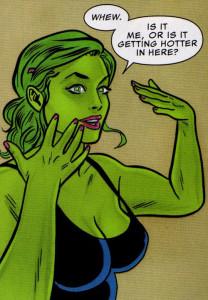 Allred She-Hulk