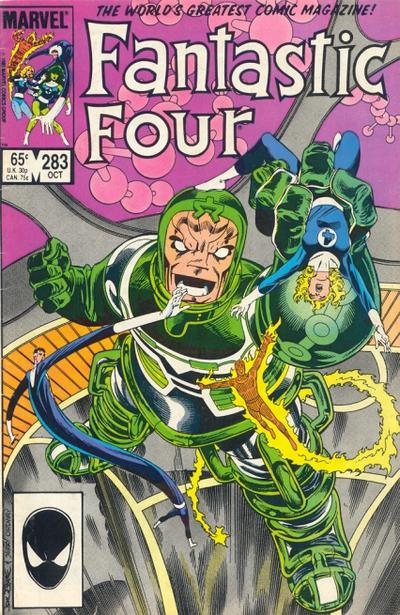 Fantastic Four Vol. 1 #283