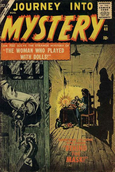 Journey Into Mystery Vol. 1 #48