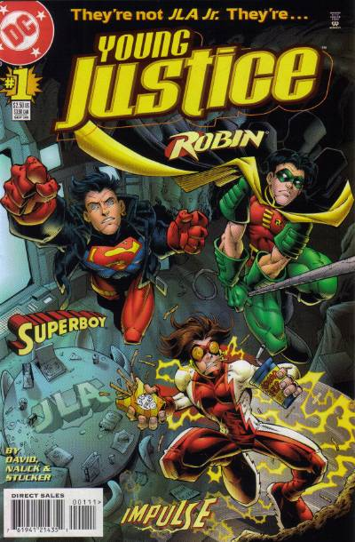 Young Justice Volume 1 #1