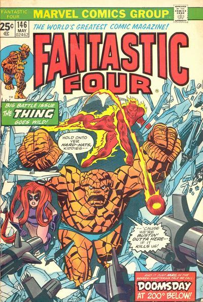 Fantastic Four Vol. 1 #146