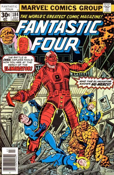Fantastic Four Vol. 1 #184