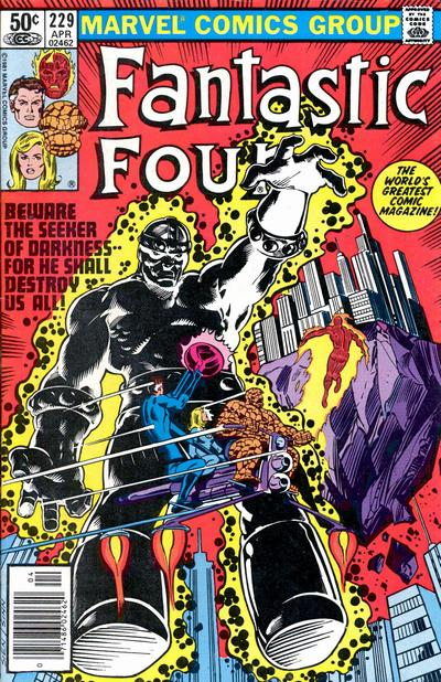 Fantastic Four Vol. 1 #229