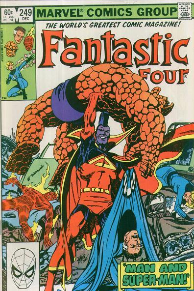 Fantastic Four Vol. 1 #249