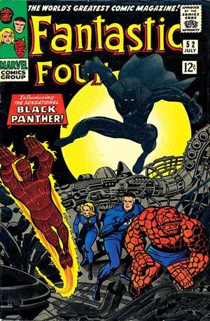 Fantastic Four Vol. 1 #52