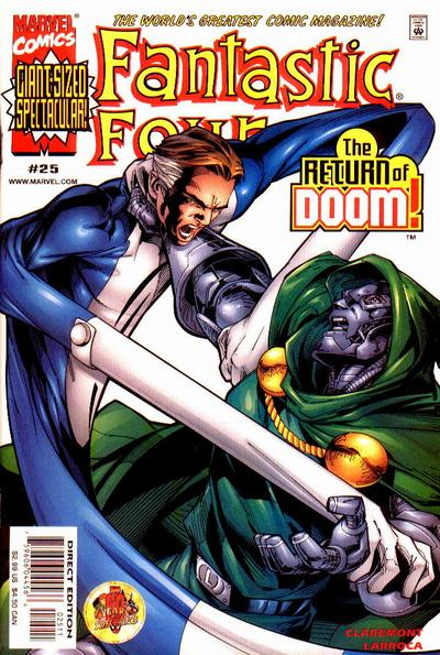 Fantastic Four Vol. 3 #25