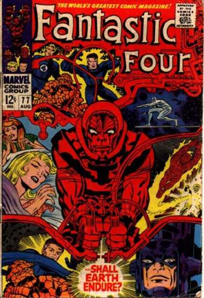 Fantastic Four Vol. 1 #77
