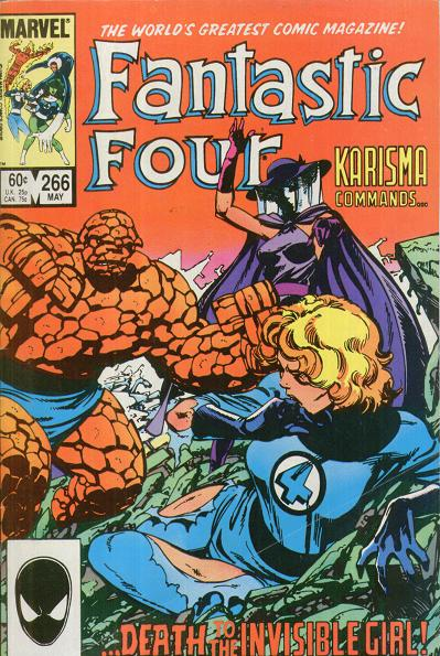 Fantastic Four Vol. 1 #266