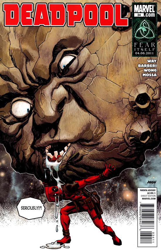Deadpool Vol. 2 #34