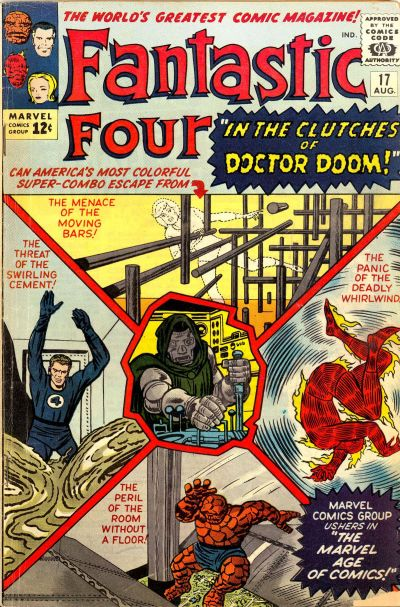 Fantastic Four Vol. 1 #17