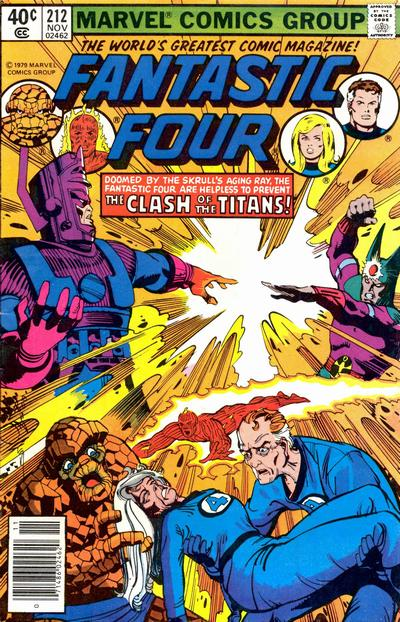 Fantastic Four Vol. 1 #212