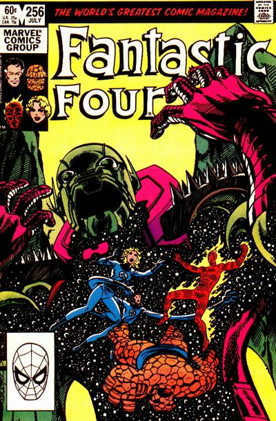 Fantastic Four Vol. 1 #256