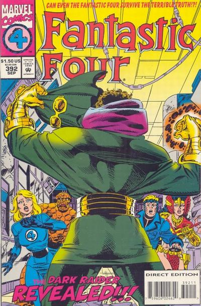 Fantastic Four Vol. 1 #392