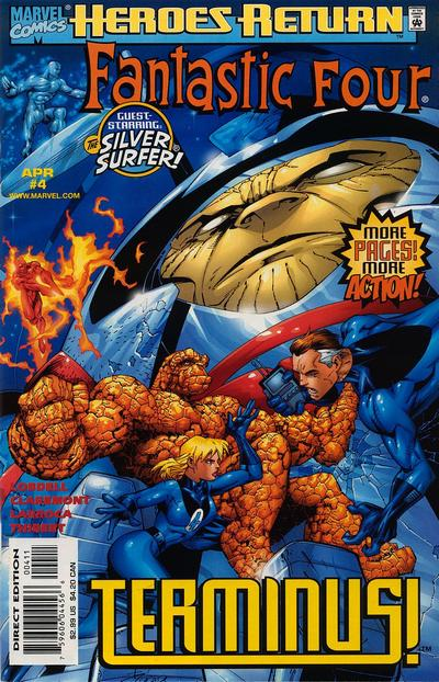 Fantastic Four Vol. 3 #4