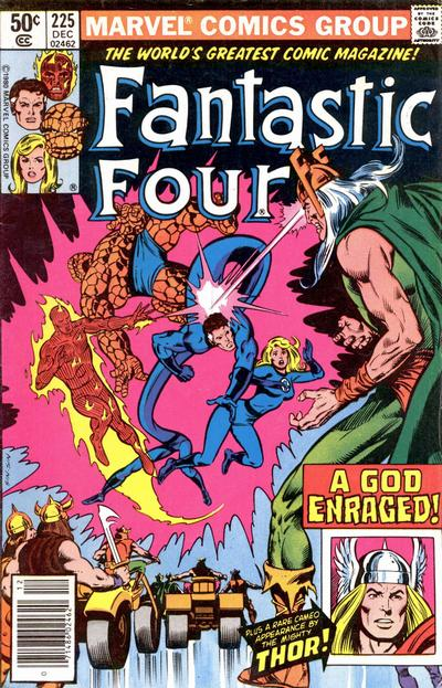 Fantastic Four Vol. 1 #225