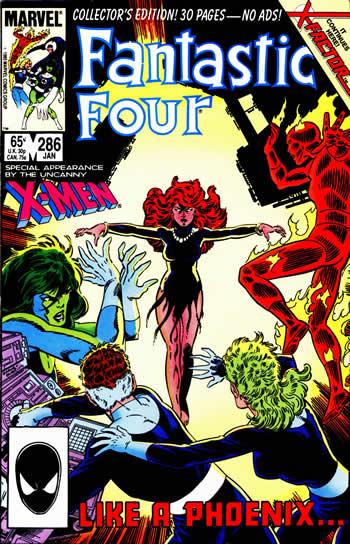 Fantastic Four Vol. 1 #286B
