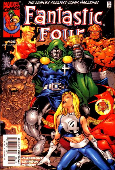 Fantastic Four Vol. 3 #26