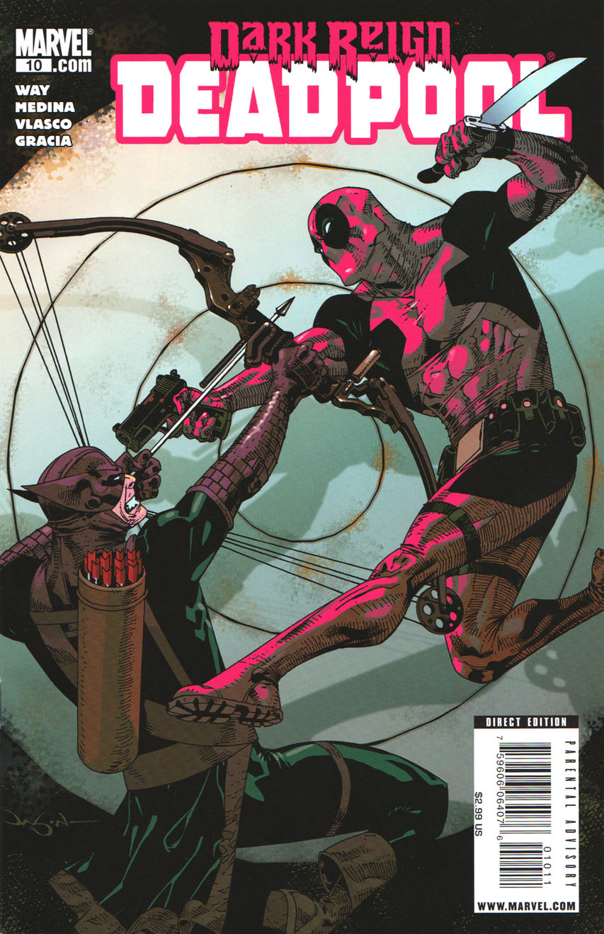 Deadpool Vol. 2 #10