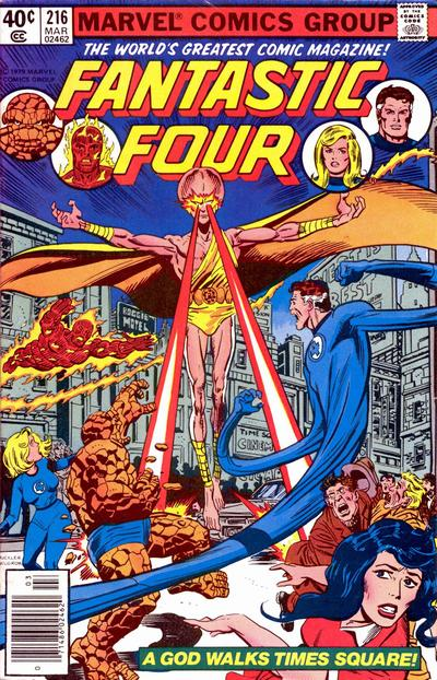 Fantastic Four Vol. 1 #216