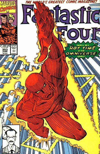 Fantastic Four Vol. 1 #353