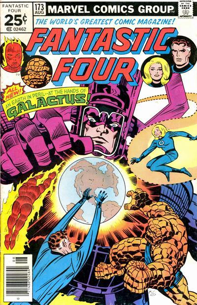 Fantastic Four Vol. 1 #173