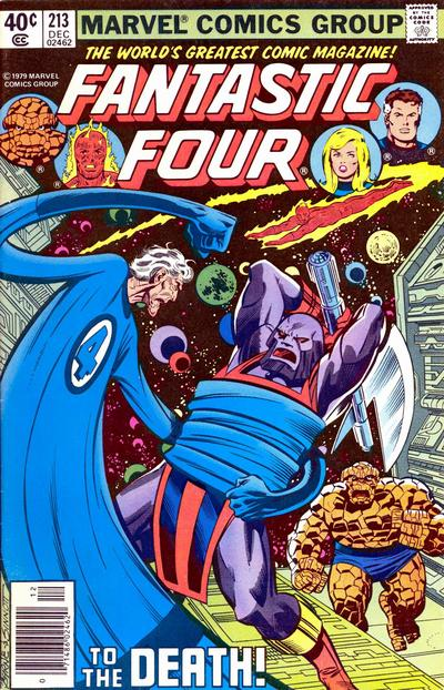 Fantastic Four Vol. 1 #213