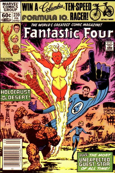 Fantastic Four Vol. 1 #239