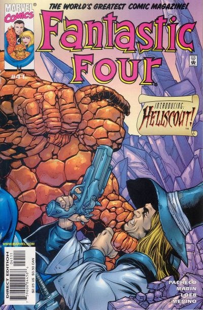 Fantastic Four Vol. 3 #41