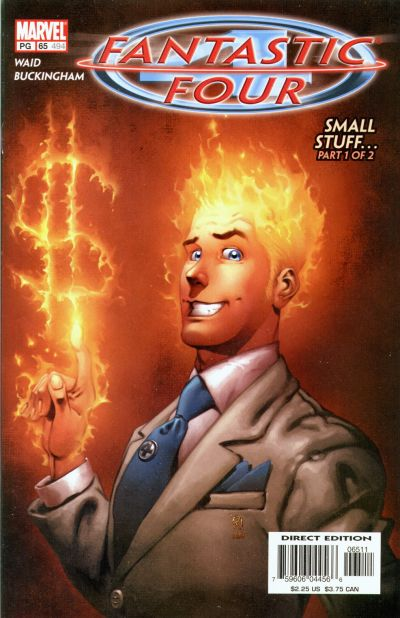 Fantastic Four Vol. 3 #65