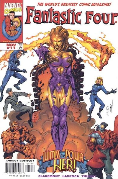 Fantastic Four Vol. 3 #11