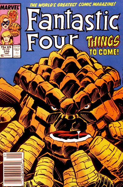 Fantastic Four Vol. 1 #310