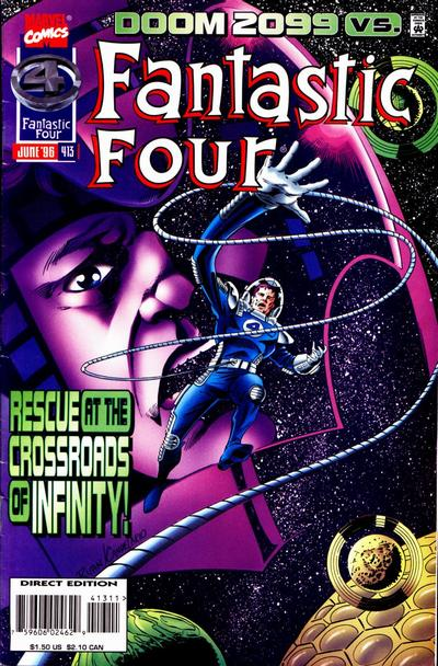 Fantastic Four Vol. 1 #413