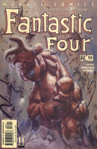 Fantastic Four Vol. 3 #56
