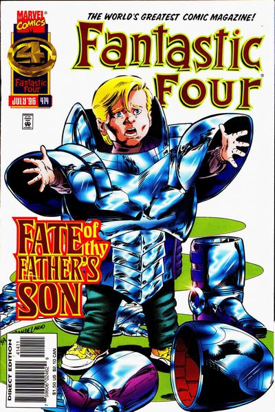Fantastic Four Vol. 1 #414