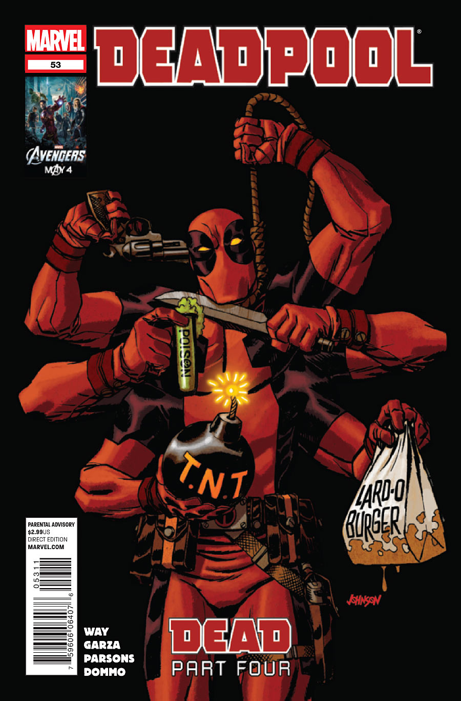 Deadpool Vol. 2 #53