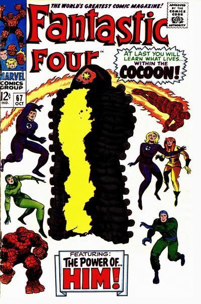 Fantastic Four Vol. 1 #67B