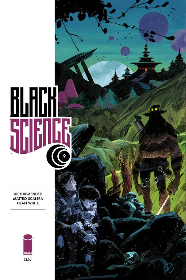 Black Science Vol. 1 #9