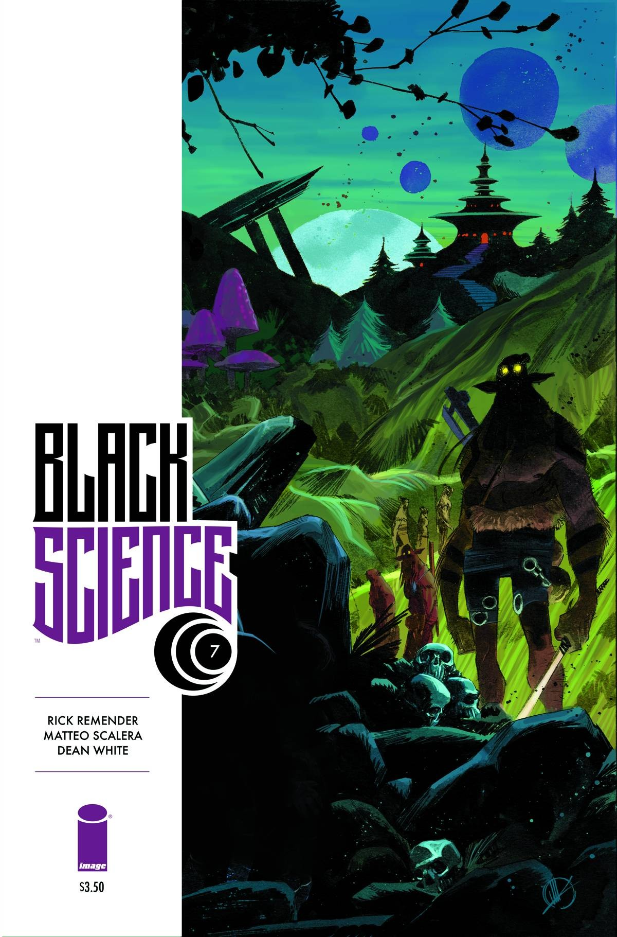 Black Science Vol. 1 #7