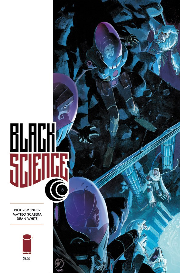 Black Science Vol. 1 #5