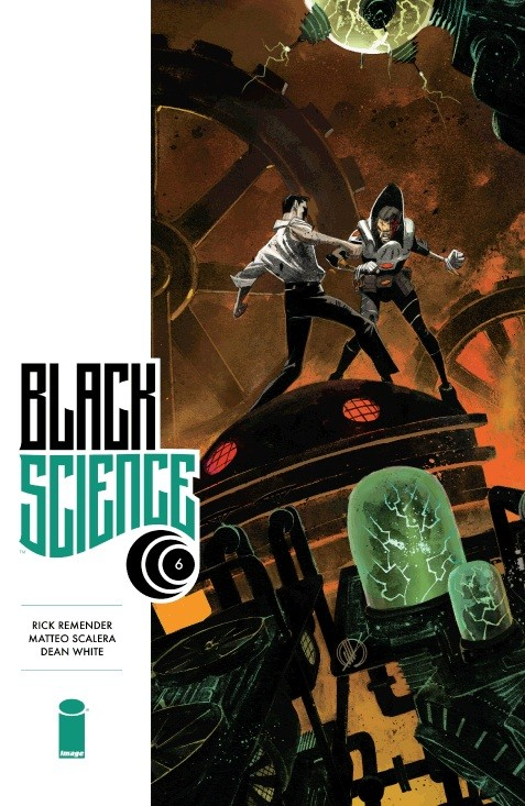Black Science Vol. 1 #6